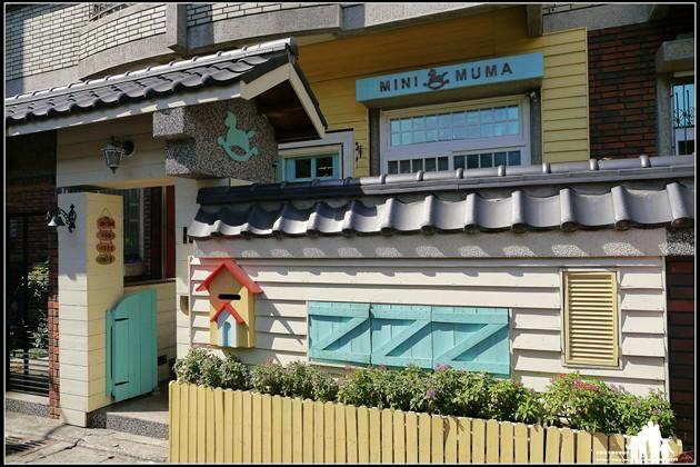桃園【小木馬】手工打造~童話鄉村風餐廳!