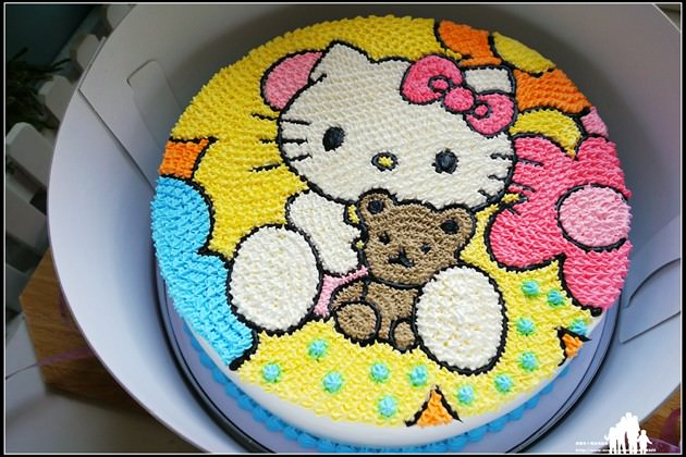 生日蛋糕【就是要玩蛋糕+Sweet Time甜時甜園】