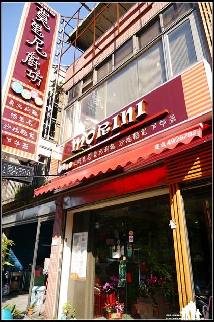 桃園-平鎮【莫里尼廚坊】一樓咖啡館~二樓親子餐廳