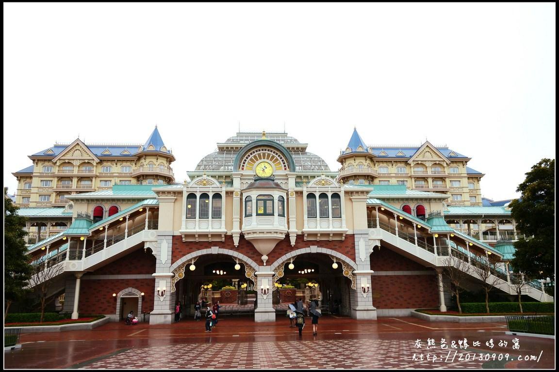 【日本-東京迪士尼-箱根五日遊(四+五)】終於來了~東京迪士尼樂園!