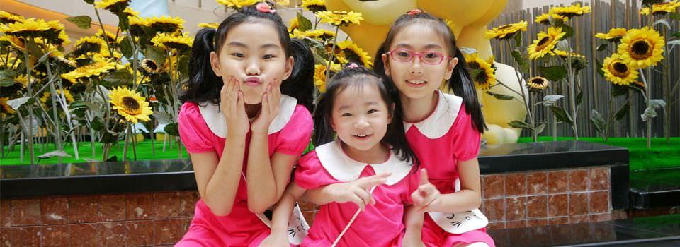 3個女孩兒3種個性,這裡是daughter.tw,歡迎陪著我們成長~