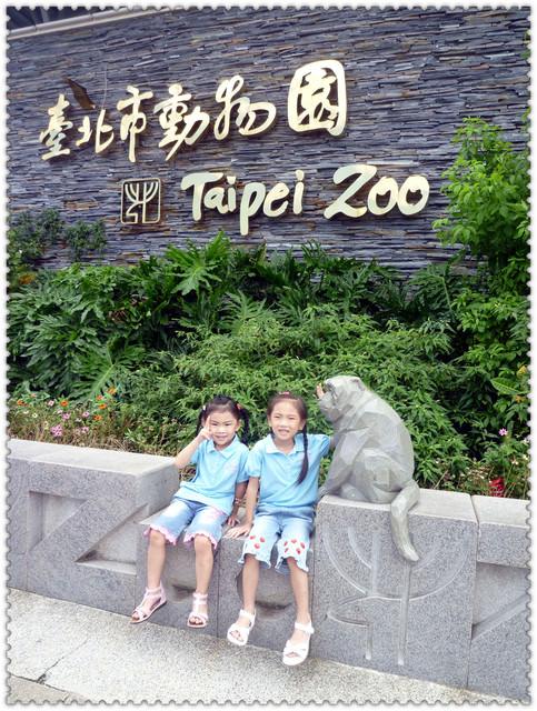 臺北市【木柵動物園】揮汗如雨下!