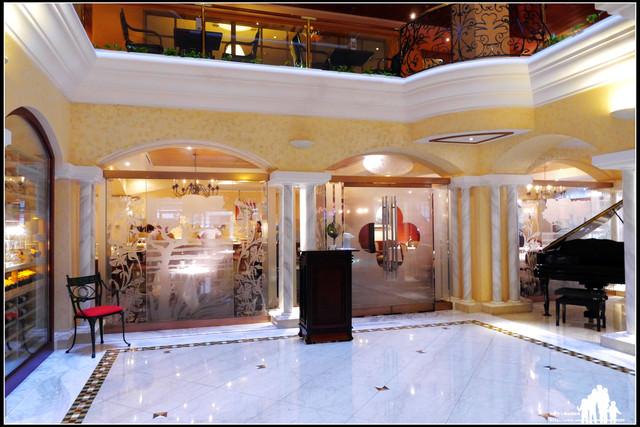 台北【歐華精品酒店-地中海牛肋排館】精緻甜點buffet吃到飽~我的心和嘴都被融化了啊!