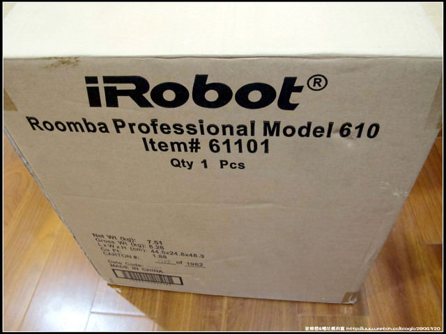 【iRobot Roomba 611  】家庭主婦新幫手~體貼老婆好禮物!