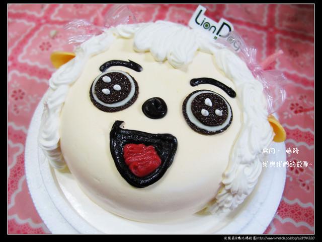 【籟恩都格(Lion Dog)蛋糕塑型館】歡慶庭寶貝7歲生日~