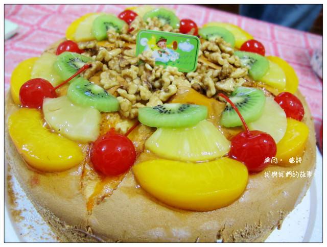 【2/17】歡慶阿爸的58歲生日蛋糕~