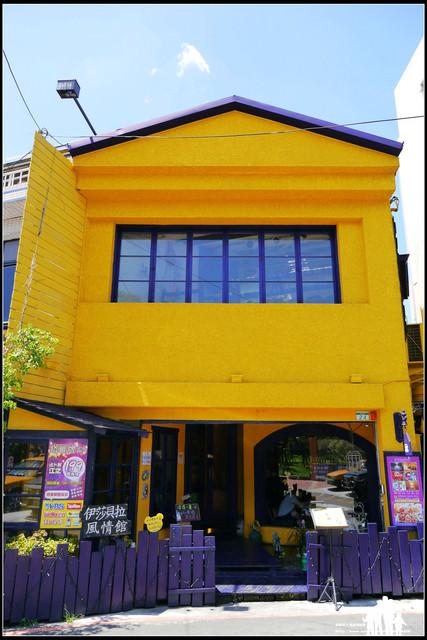 台北-士林【伊莎貝拉風情館】平日是好玩親子館~假日是浪漫情調餐廳。